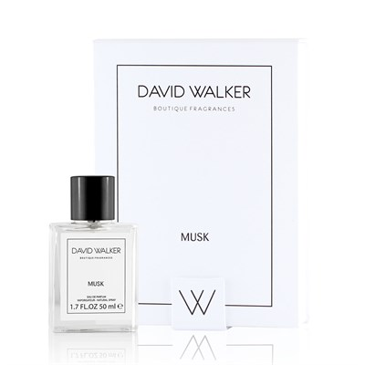 David Walker BOUTIQUE MUSK 50ML Parfüm